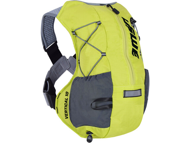 USWE Vertical 10 Hydration Backpacks, crazy yellow